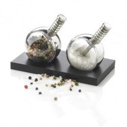 Set mlýnků na pepř a sůl Planet, XD Design