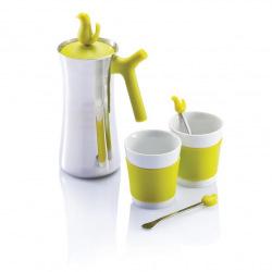 XD Design, Early bird, konvice na kávu se šálky, objem na 2 šálky