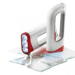 LED svítilna s bezpečnostními funkcemi do auta Odin, XD Design