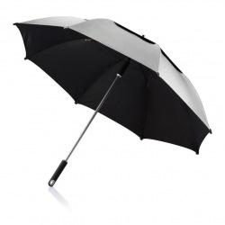 XD Design, Hurricane Max, deštník 68.5 cm, šedá