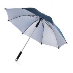 XD Design, Hurricane Max, deštník 58.5 cm, tmavě modrá