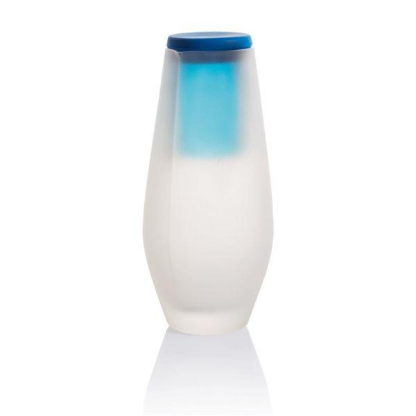 XD Design, Hyta, karafa na vodu, 500ml, modrá