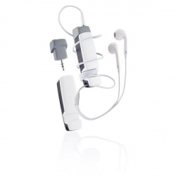 XD Design, Jam, multifunkční audio příslušenství 4v1, bílá