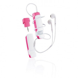 XD Design, Jam, multifunkční audio příslušenství 4v1, růžová