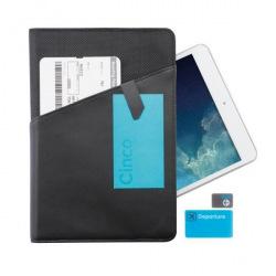 "XD Design, Komo 7-8"", univerzální kožené pouzdro s držákem na tablet, P320.871"