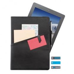 "XD Design, Komo 9-10"", univerzální kožené pouzdro s držákem na tablet, P320.811"