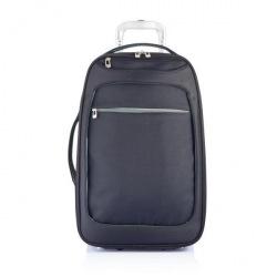 XD Design, Milano 2, příruční zavazadlo na kolečkách, šedá