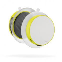 XD Design, Port, solární nabíječka na okno, 1000mAh, limetková