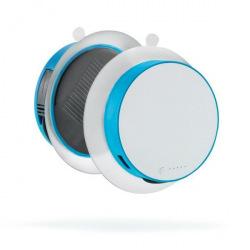 XD Design, Port, solární nabíječka na okno, 1000mAh, modrá