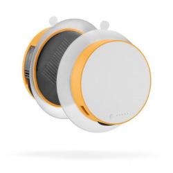 XD Design, Port, solární nabíječka na okno, 1000mAh, oranžová
