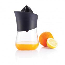 Skleněná karafa s lisem na citrusy Press, XD Design