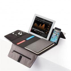 """XD Design, Seattle 9-10"""", desky na tablet, P772.812, šedá/černá"""