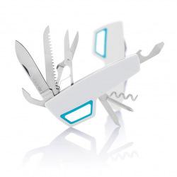 Multifunkční nůž Tovo, XD Design, bílý