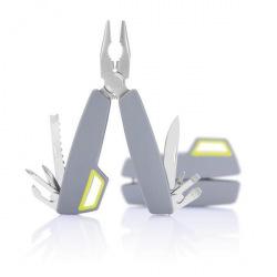 Multifunkční kleště Tovo, XD Design, šedé