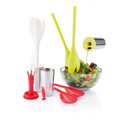 XD Design, Tulip, salátový set, červená