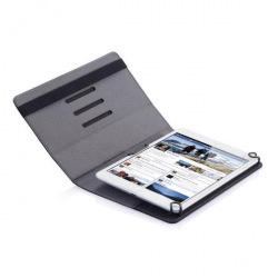 """XD Design, Univo, obal s držákem na tablet, 7-8"""", P320.072, šedá"""