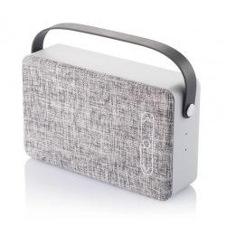 Bezdrátový 2x 3W reproduktor Fhab, XD Design, šedý