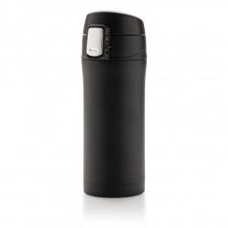 Uzamykatelný termohrnek Easy, 300 ml, Loooqs, černý