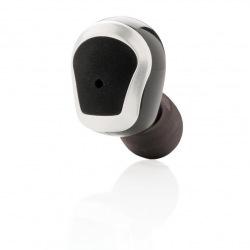 Bezdrátové sluchátko, Loooqs, černé/šedé
