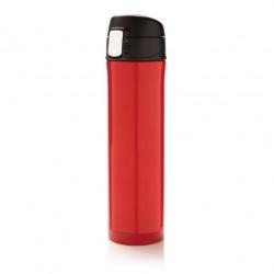 Uzamykatelná termoska Easy, 450 ml, Loooqs, červená