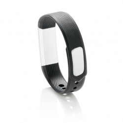 Loooqs, Fitness náramek Smart Fit, P330.591, černá