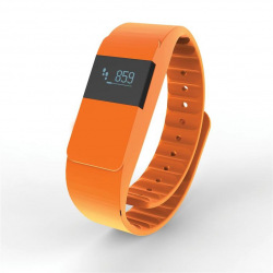 Loooqs, Fitness náramek Keep fit, P330.758, oranžová