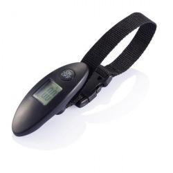 Loooqs, Digitální závěsná váha do 45 kg, černá