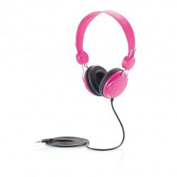 Sluchátka, Loooqs, růžová