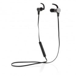 Bezdrátová sluchátka, Loooqs, černá