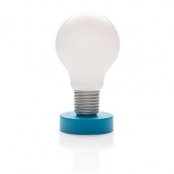 Stolní LED lampa bez potřeby elektrické energie, Loooqs, modrá