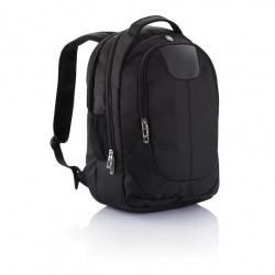 """Swiss Peak, outdoorový batoh na notebook 15.6"""", P742.011, černý"""