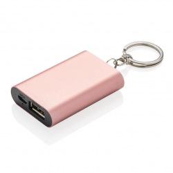 Loooqs, Powerbanka, 1000mAh, P324.199, růžová