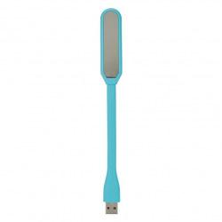 Loooqs, Přenosná USB LED lampa, P301.865, modrá
