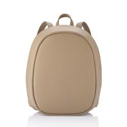 Dámský bezpečnostní batoh, který nelze vykrást Elle Fashion, hnědý