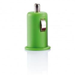 Loooqs, Nabíječka do auta s USB vstupem, zelená