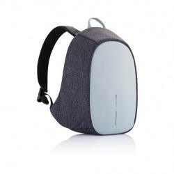 Dámský bezpečnostní batoh s alarmem a SOS sms lokací Elle Protective, XD Design, modrý/šedý