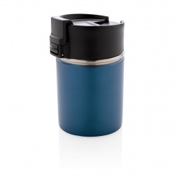 Keramický termohrnek Bogota, 220 ml, XD Xclusive, modrý