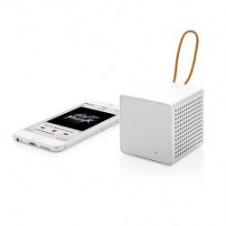 Stylový bezdrátový 3W reproduktor Vibe, XD Design, bílý