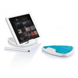 "XD Design, Alp, stojánek na tablet 10"", modrá, P325.015"