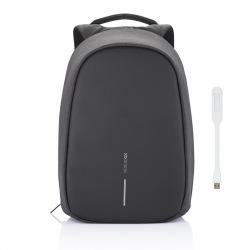 """Bezpečnostní batoh, který nelze vykrást Bobby Pro, 15.6"""", XD Design, černý"""