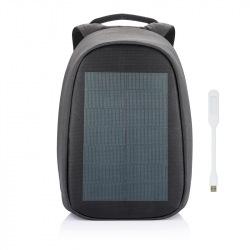 Solární batoh, který nelze vykrást Bobby Tech, XD Design, černý