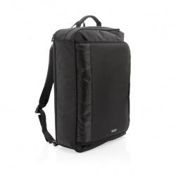 Chytrý cestovní batoh a taška v jednom, Swiss Peak, černý