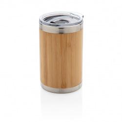 Termohrnek do kávovaru Bamboo, 270 ml, XD Design