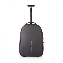 """Příruční batoh na kolečkách, který nelze vykrást Bobby Trolley, 17"""", XD Design, černý"""