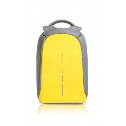 """Batoh na notebook, který nelze vykrást Bobby, 14"""", XD Design, žlutý"""