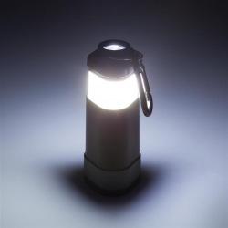 Swiss Peak, multifunkční svítilna s vestavěnou powerbankou, P324.901, černá