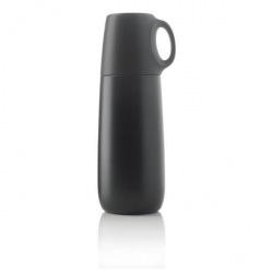 XD Design, Termoska Bopp Hot, 600 ml, černá