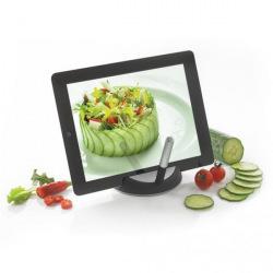 Stojan na tablet s dotykovým perem Chef, XD Design