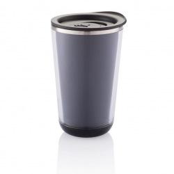 XD Design, Dia, cestovní termohrnek, 350 ml, černá